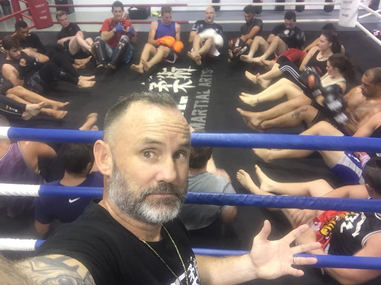 Instructors, Coaches, Personal Trainers - CORE MMA