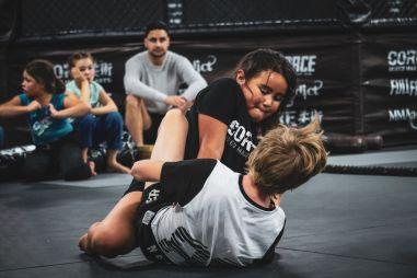 Youth / Kids MMA & BJJ - CORE MMA